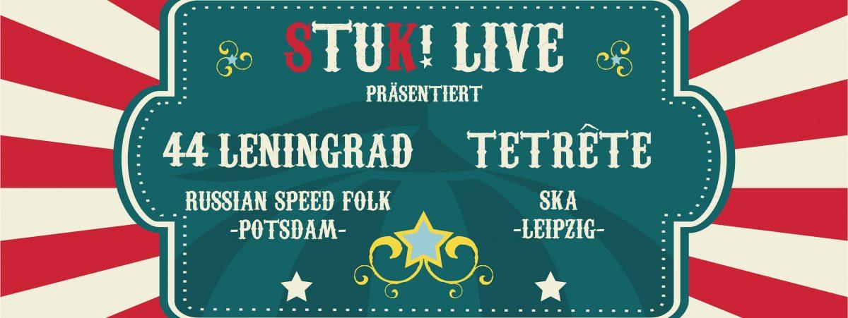 27.05. STUK! Live