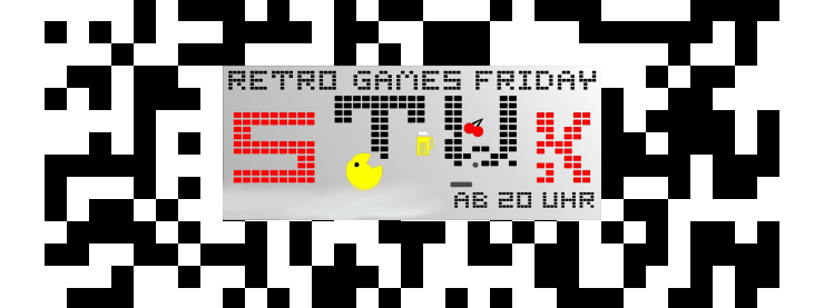 08.07. Retrogames Friday